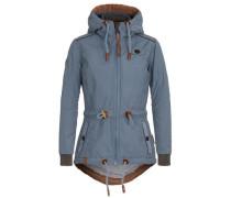 Female Jacket Schlaubär III blau