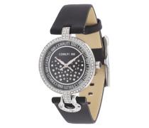 Armbanduhr 'crm045B222A' schwarz