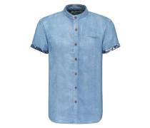 Shirt 'remy' himmelblau