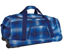 Rolling Duffle Large 2-Rollen Reisetasche blau