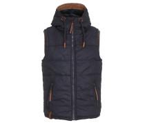 Male Vest The Euters blau