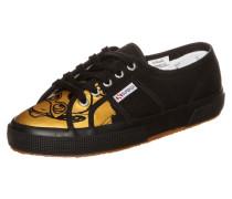 2750 Fancot Belle Sneaker Damen gold / schwarz