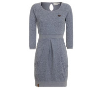Female Dress The End blau / grau