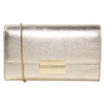 Clutch Tasche 22 cm gold