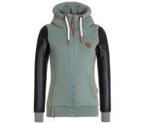 Female Zipped Jacket Meine Geschäfte Flex IV grün