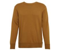 Pullover aus Feinstrick 'Tony' ocker
