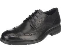 Dublin Business Schuhe schwarz