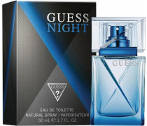'Night' Eau de Toilette blau