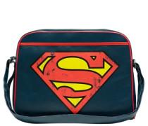 Tasche Superman - Logo blau