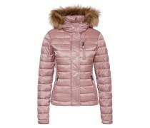 Winterjacke 'luxe Fuji' hellbraun / rosa