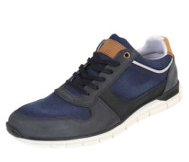 Sneaker in Jeans-Optik