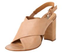 Sandaletten 'Shani mit Schnalle' braun