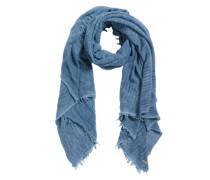 Schal 'Namori' blau