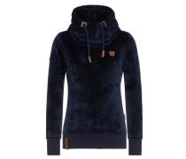 Zipped Jacket 'Schmierlappen Mack II' nachtblau