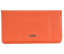 Beverly Hills 11 Clutch Leder 25 cm orange
