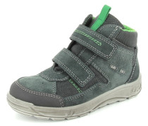 Sneaker 'ben' grau / grün