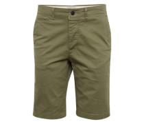 Chino Shorts 'jjienzo JJ WW Sts' grün