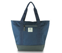Tote Bag 'Runner' blau / grau
