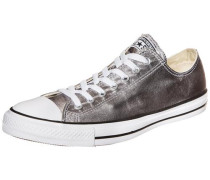 Chuck Taylor All Star OX Sneaker silber