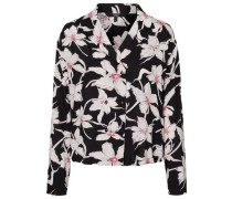 Hemd pink / schwarz / weiß