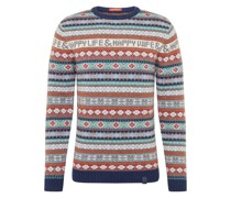 Pullover 'jake' mischfarben