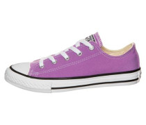 'Chuck Taylor All Star OX' Sneaker Kinder lila