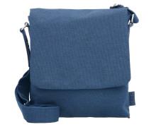 Umhängetasche 'Bergen S' 21 cm blau