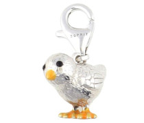 Charm 'Chick' silber