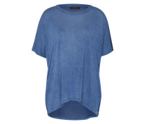Oversized Shirt 'Hanna' blau