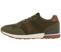 Sneaker ' Lamar KNT ' dunkelgrün
