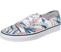 'Authentic Tropical Leaves' Sneaker Damen