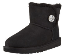 Snowboots 'Mini Bailey Bling' schwarz