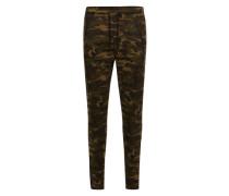 Sweatpants 'Interlock Camo Pants' khaki / mischfarben