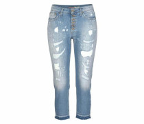 Slim-fit-Jeans 'p36H' blue denim