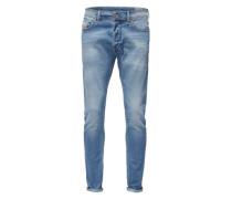 'Tepphar' Jeans Skinny Fit 842H hellblau