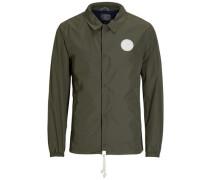 Leichte Jacke dunkelgrün