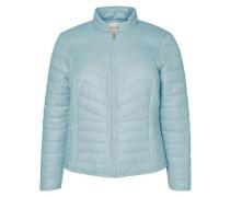 Langärmelige Jacke hellblau