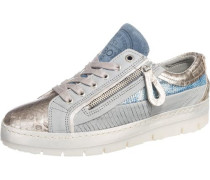 Sneakers blau
