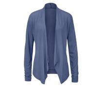 Shirtjacke blau