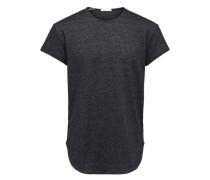 Klassisches T-Shirt schwarz