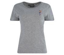 T-Shirt 'Dixie' graumeliert