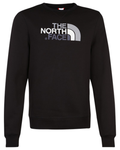 Sport-Sweatshirt 'Drew Peak Crew' schwarz