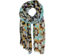 Modal-Schal blau