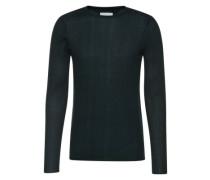 Pullover mit Rollsäumen 'Ephraim' tanne