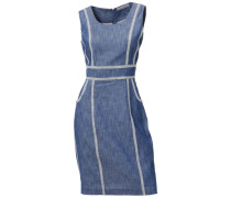 Jeanskleid blau