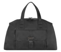Classic Reisetasche Leder 55 cm schwarz