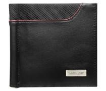 Accessoires Pro-DLX SLG Brieftasche mit Dollarclip Leder 105 cm schwarz
