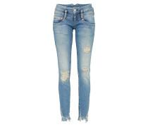 Skinny Jeans 'Powerstretch' blue denim