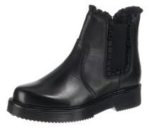 Chelsea-Boots aus poliertem Leder