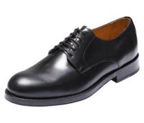 Schuhe Derby schwarz